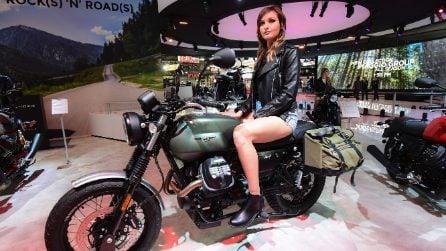 Eicma 2018, passione protagonista al Salone moto di Milano