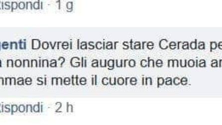 Shitstorming novax nella pagina Facebook di Pierpaolo Sileri