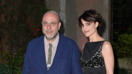Le foto di Paolo Virzì e Micaela Ramazzotti
