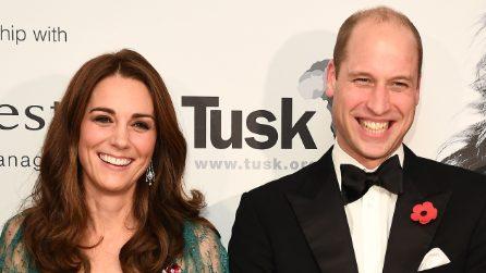 Kate Middleton ricicla l'abito del 2012