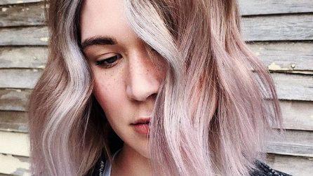 Trend da Instagram: 5 nuovi colori di capelli per l'inverno