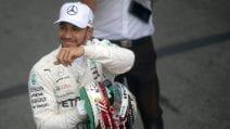 Sfida Hamilton-Vettel in Brasile: l'inglese fa la pole, il tedesco è alle sue spalle
