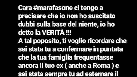 Gianni Sperti risponde alle accuse della ex tronista Mara Fasone