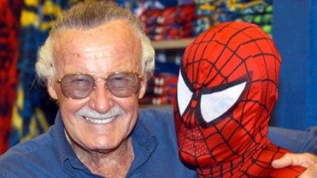 Le foto di Stan Lee