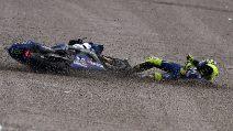 MotoGP, le foto di Valentino Rossi a Valencia