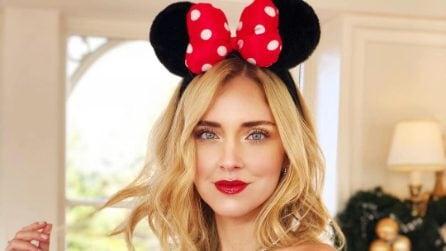 Chiara Ferragni madrina di Topolino 90: tutti i look sfoggiati a Disneyland Paris