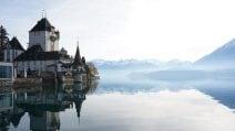 Oberhofen, il borgo svizzero sul lago che vi incanterà