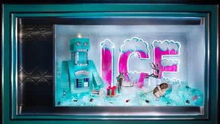 Natale 2018: le spettacolari vetrine dello store di New York di Tiffany&Co.