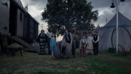 Dumbo, le foto di scena