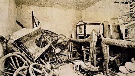 Egitto, 96 anni fa la scoperta della tomba di Tutankhamon: gli scatti di Harry Burton