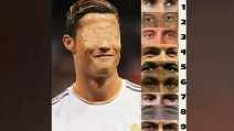 Quali sono gli occhi di Cristiano Ronaldo?