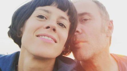 Le foto di Chiara Martegiani e Valerio Mastandrea