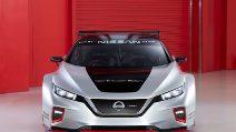 Nissan presenta la nuova Leaf Nismo Rc