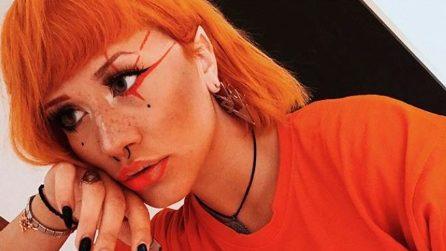 Le foto della cantante Tish, concorrente di Amici 2018