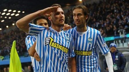 Serie A 2018/2019, le immagini di Spal-Empoli