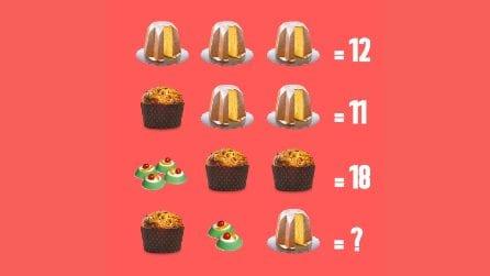Quiz in cucina: riuscite a risolvere l'operazione finale?