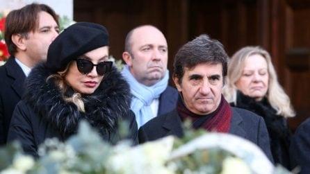 Le foto dei funerali di Sandro Mayer