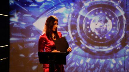 GF Vip, Giulia Salemi punita ed eliminata al televoto