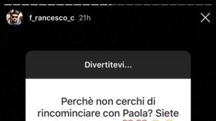 """Parla Francesco Caserta: """"Paola Caruso non dice la verità"""""""