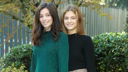 "I look di Gaia Girace e Margherita Mazzucco per la presentazione de ""L'amica geniale"""