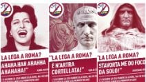 Roma non fa la stupida: manifestazione contro la manifestazione della Lega dell'8 dicembre
