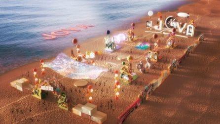 Jova Beach Party: come saranno palco e pubblico del tour sulle spiagge