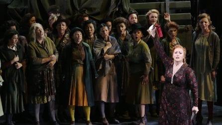 Le immagini esclusive dell'Attila di Giuseppe Verdi che stasera inaugura la Scala di Milano