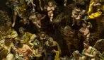 """8 dicembre, festa dell'Immacolata al Museo di Capodimonte di Napoli con """"il presepe del re"""""""