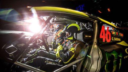 Valentino Rossi Rossi e non solo: le foto del Monza Rally Show 2018