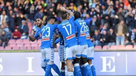 Serie A, le immagini più belle di Napoli-Frosinone