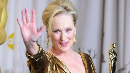 Le foto di Meryl Streep