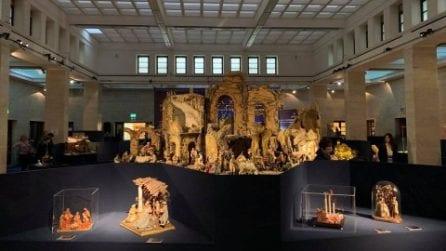 I 100 presepi in Vaticano: opere d'arte in mostra provenienti da tutto il mondo