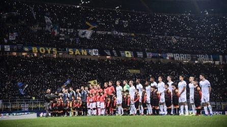 Champions League 2018/2019, Gruppo B: le immagini di Inter-PSV