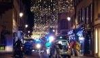 Attentato a Strasburgo: l'arrivo dei soccorsi