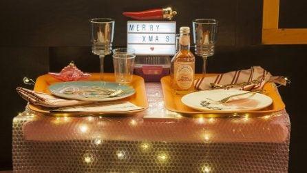 7 esempi di tavole di Natale