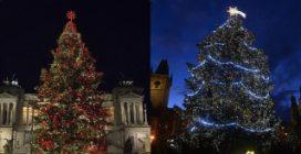 Spelacchio e gli altri: qual è il più bell'albero di Natale d'Europa