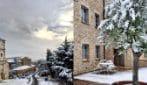 Neve in Italia, montagne e borghi imbiancati: la magia dell'inverno