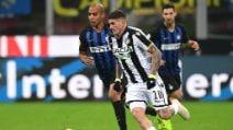 Serie A, le immagini più belle di Inter-Udinese