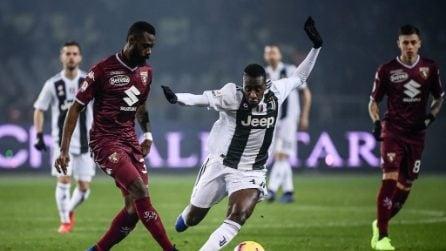 Serie A, le immagini più belle di Torino-Juventus