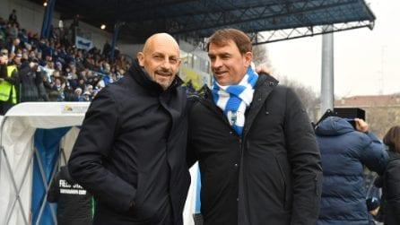 Serie A 2018/2019, le immagini di Spal-Chievo Verona