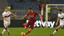 Serie A, le immagini più belle di Roma-Genoa