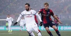 Serie A, le immagini più belle di Bologna-Milan