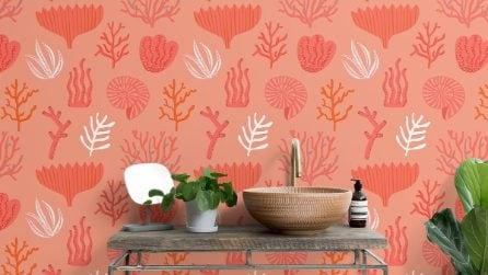 I migliori arredi in Living Coral, colore Pantone del 2019