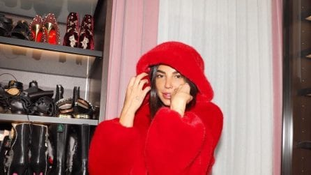 Cappotto rosso, il capo più cool per l'inverno 2019