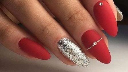 La manicure di Capodanno