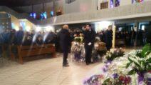 Mamma suicida nel Tevere, i funerali di Pina Orlando