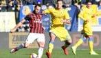 Serie A 2018/2019, le immagini di Frosinone-Milan