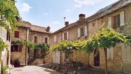 Sainte-Enimie, uno dei villaggi più belli di Francia