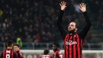 Serie A 2018-2019, le immagini di Milan-Spal