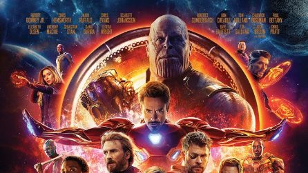 Le locandine dei film di maggiore incasso del 2018